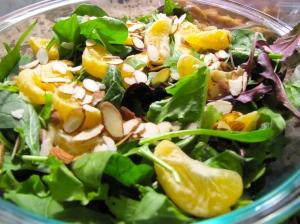 Caleb's Citrus Salad
